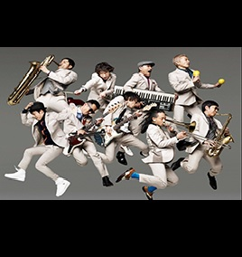 Used By:  Tokyo Ska Paradise Orchestra