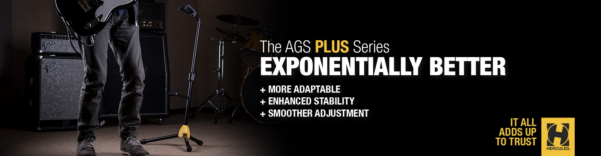 Hercules AGS PLUS Series
