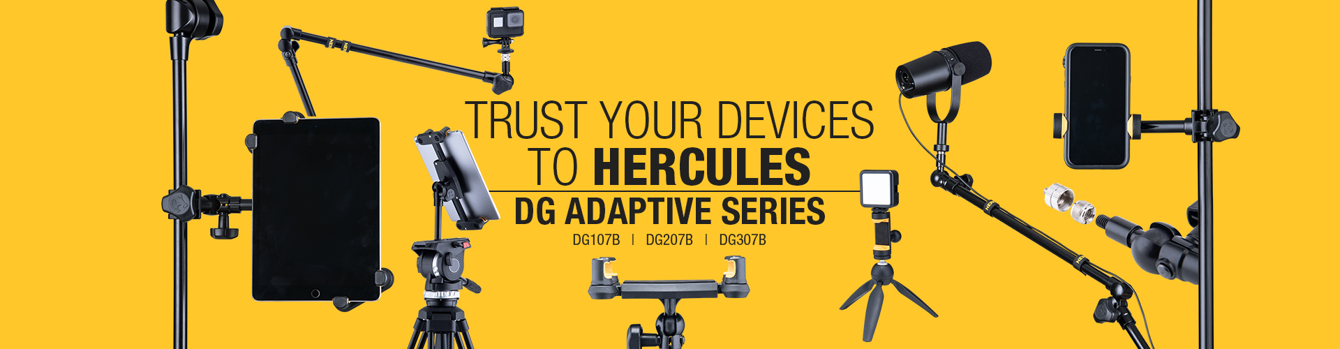 Adaptive Series Device Holders Press Release