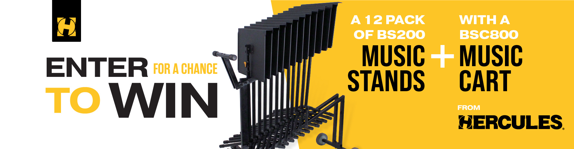 Music Stand Sweepstakes