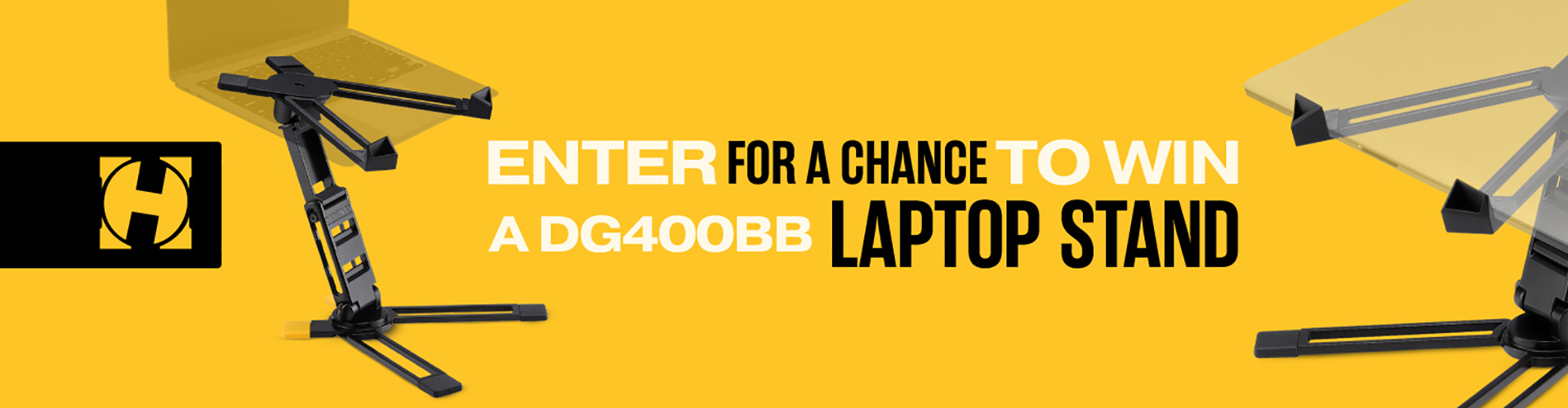 Laptop Stand Sweepstakes