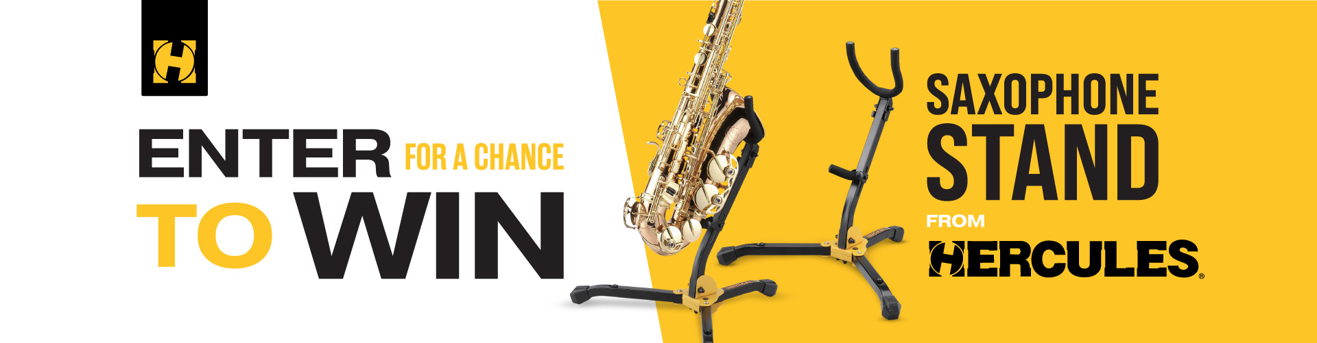 Sax Stand Sweepstakes