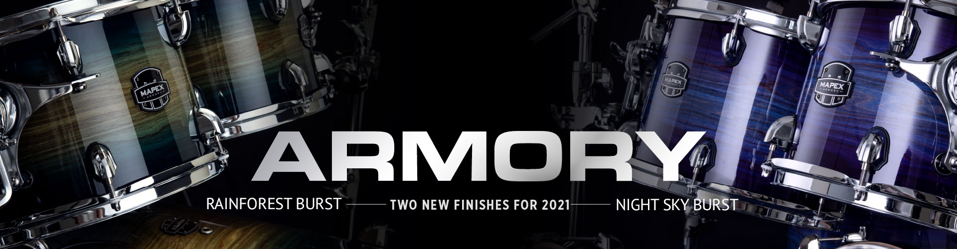New Armory Colors 2021