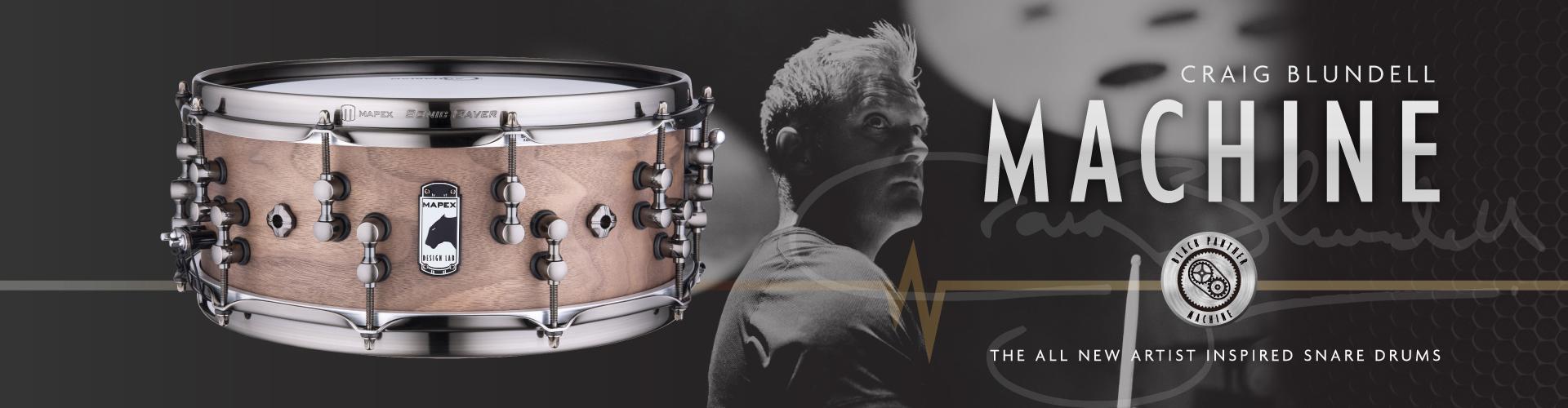 Machine - Craig Blundell Artist Snare