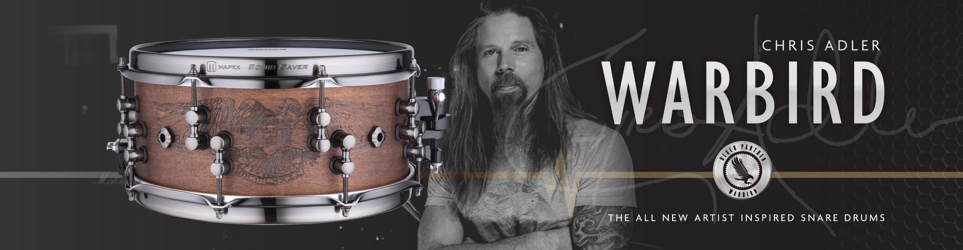Warbird - Chris Adler Artist Snare