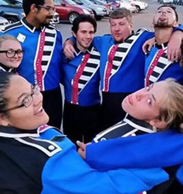 Bushwackers Drum and Bugle Corps