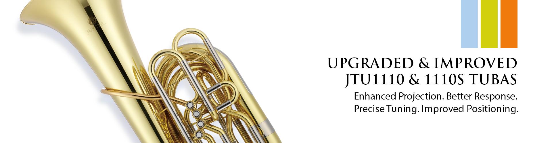 JTU1110 Tuba Upgrades