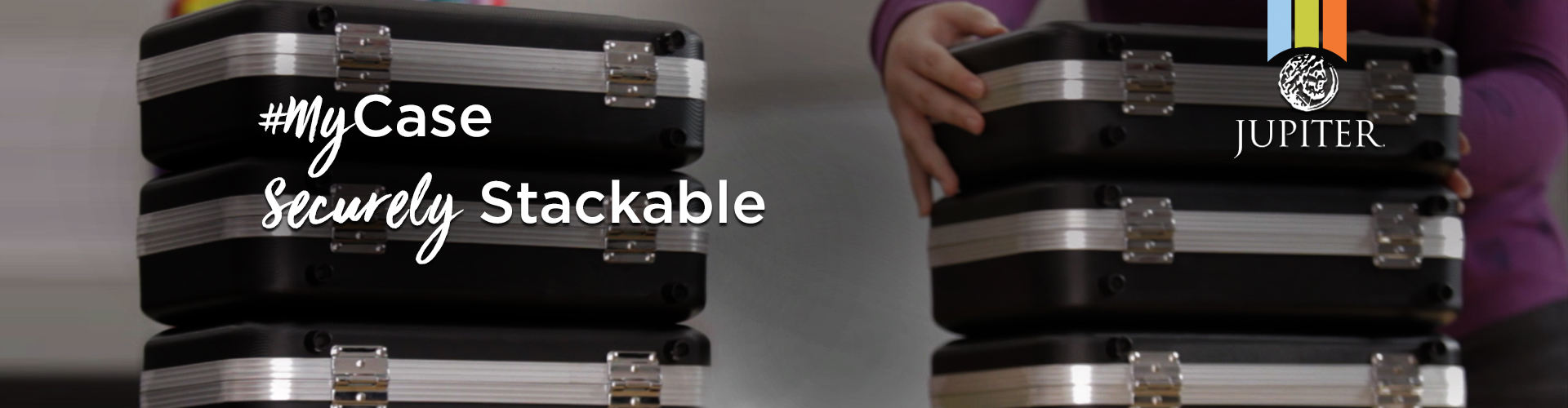 Securely Stackable