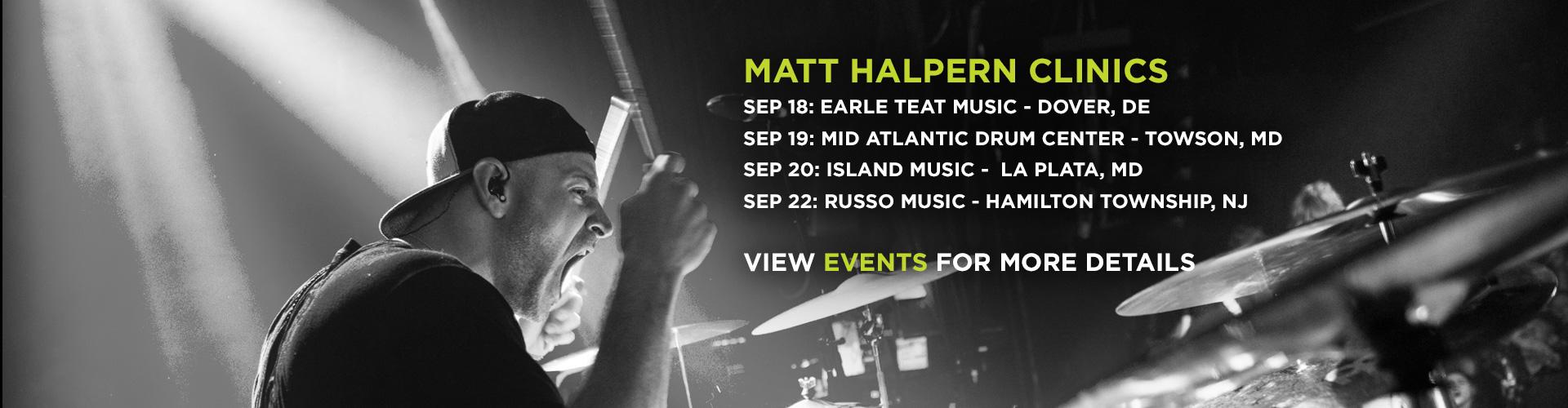Matt Halpern Clinics 2017
