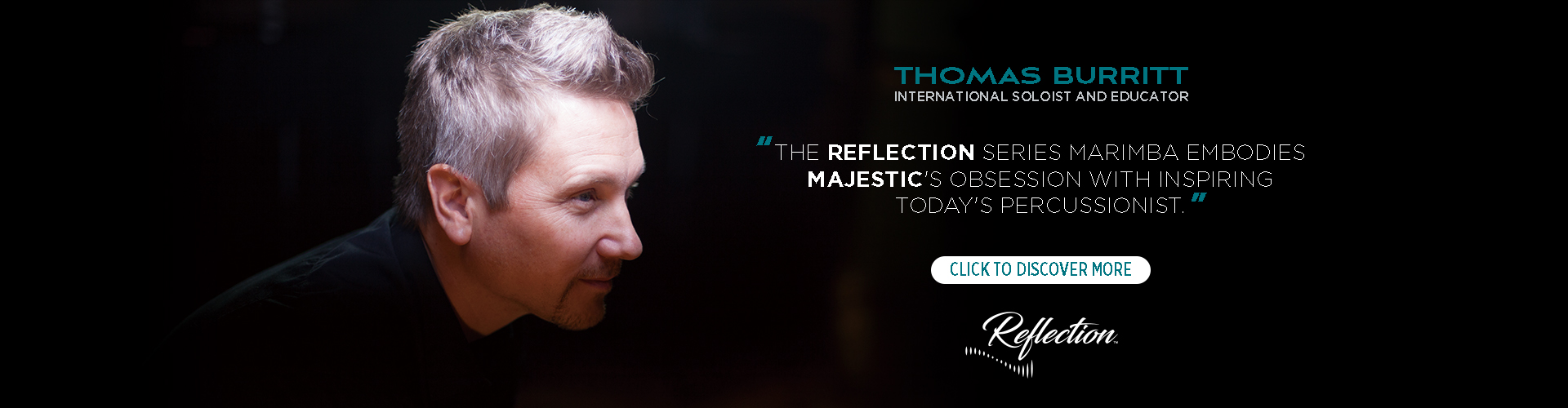 Thomas Burritt Reflection Series