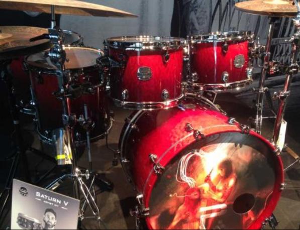 Mapex Drums - Musikmesse 2015: Drum Kits of the Star - Matt