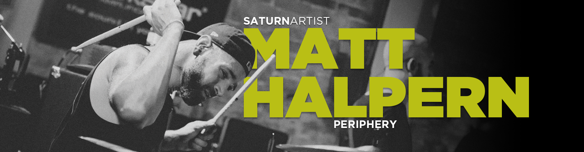 Matt Halpern Saturn Artist