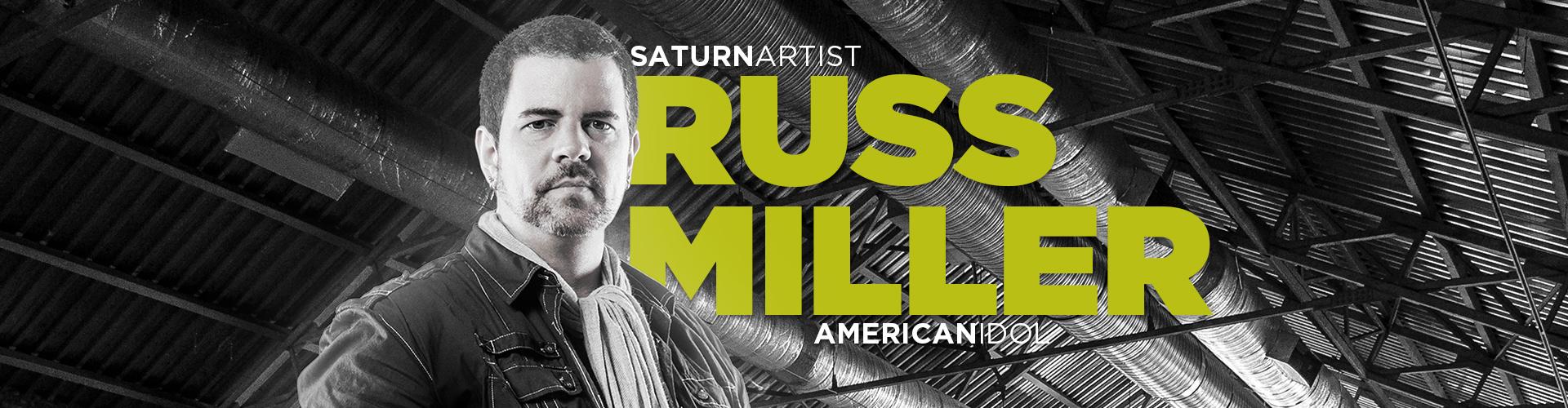 Russ Miller Saturn Artist