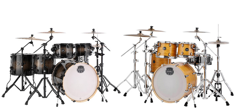 Mapex Drums Home