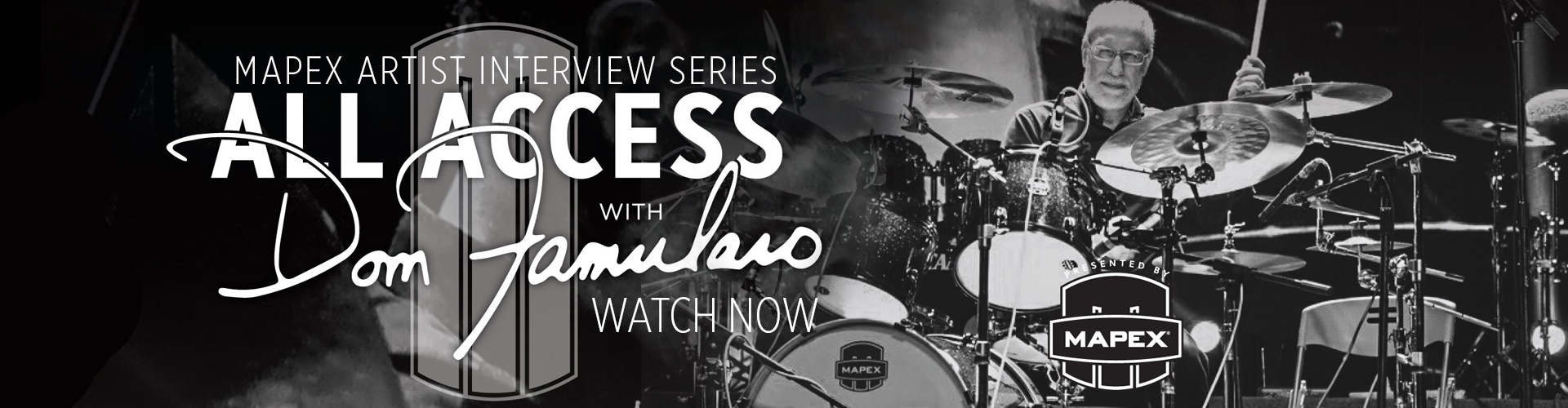 All Access Series - Dom Famularo