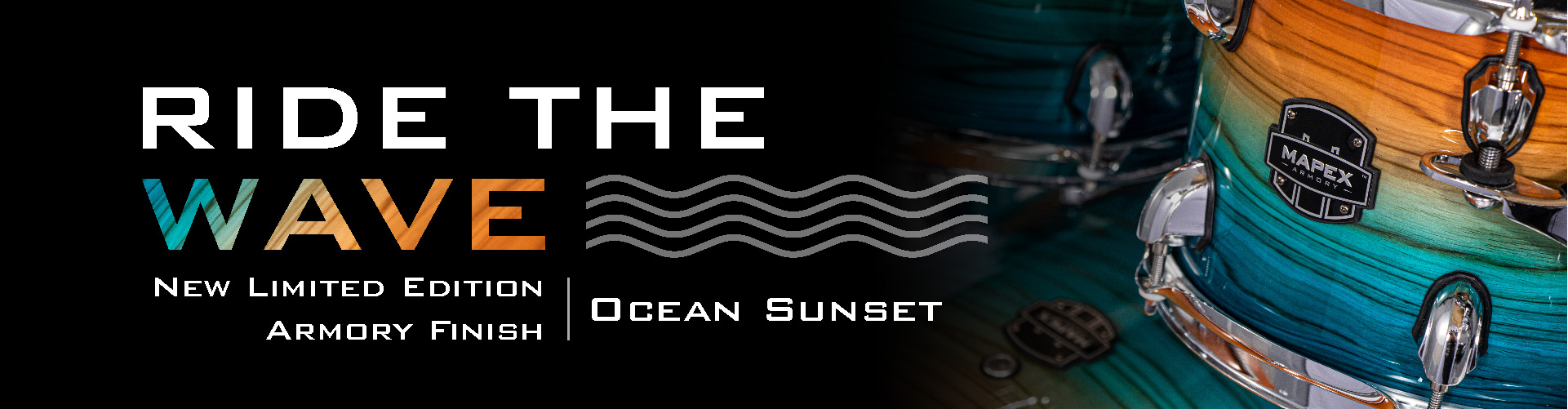 Limited Edition Armory Ocean Sunset