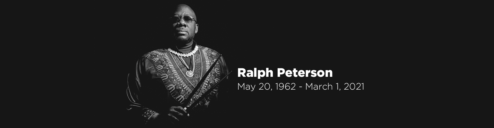 Ralph Peterson Tribute