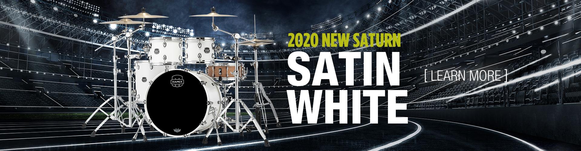 2020 Saturn Satin White